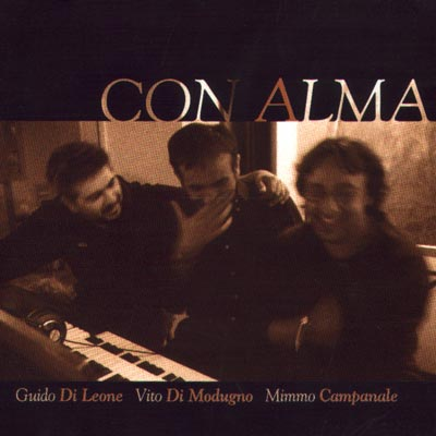 """2000 CON ALMA """"Con Alma"""" YVP"""